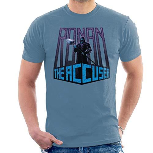Marvel Guardians of The Galaxy Ronan The Accuser T-shirt voor heren