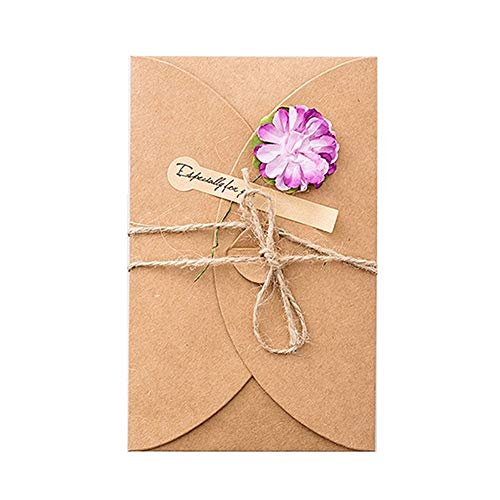 3D Greeting Cards postcard Floral Style postcard 3D Flower Pop Up Card Birthday Happy Card Special Greeting Card 5