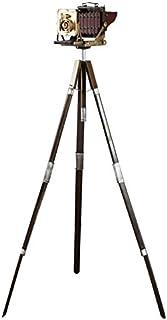 GFEI Camara de Retro Modelo/Creative Plancha Baja Tres trípode de cámara nostálgico Modelo/Ventana Decoracion Decoracion/Photography Props