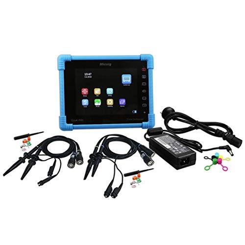 Osciloscopio de tableta, osciloscopio digital portátil, taller de sólidos rápido y rentable para componentes electrónicos de uso general de fábrica