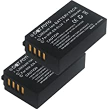 Dot Foto EN-EL20  EN-EL20a PREMIUM 7 4v 1020mAh Replacement Rechargeable Camera Battery for Nikon  See Description for Compatibility