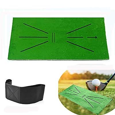 U/D Golf Trainingsmatte Tragbare
