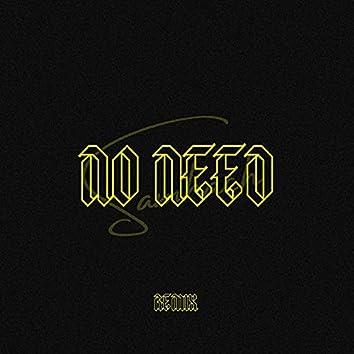 No Need (Remix) (Remix)