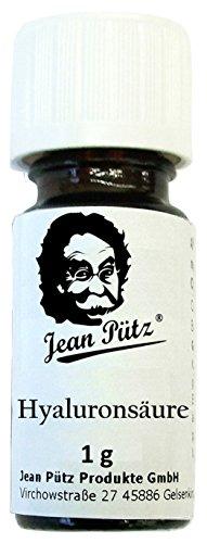 Jean Pütz Original Hyaluronsäure, 1 gr