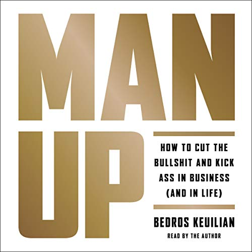 Couverture de Man Up