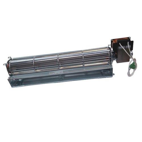 Motor ventilador tangencial 451 mm Boquilla 364 x 40 estufas de pellet – EMMEVI Fergas 114503X