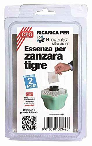 CFG RICARICA P.BIOGENTS CATTURA ZAN (Confezione)