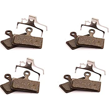 HEL Performance Organic Disc Brake Pads For SHIMANO BR-M615 DEORE