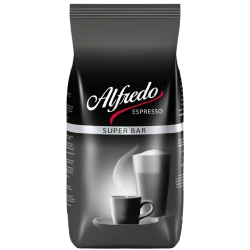Alfredo Espresso Super-Bar 1000g Bohne