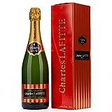 Champagne Charles LAFITTE Brut avec emballage cadeau 0,75L