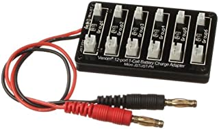 Venom 1 Cell (3.7V) LiPo Battery Charge Adapter with Micro JST/JST-PH Plug