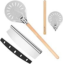 Pizza Turning Peel & Pizza Cutter 9