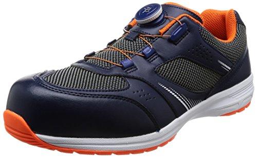 [イグニオ] セーフティシューズ(安全靴) JSAA B種認定 TGFダイヤル式 IGS1018TGF ネイビー 30 cm 3.5E