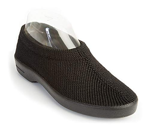Arcopedico Black Soft Shoe 9.5-10 M US