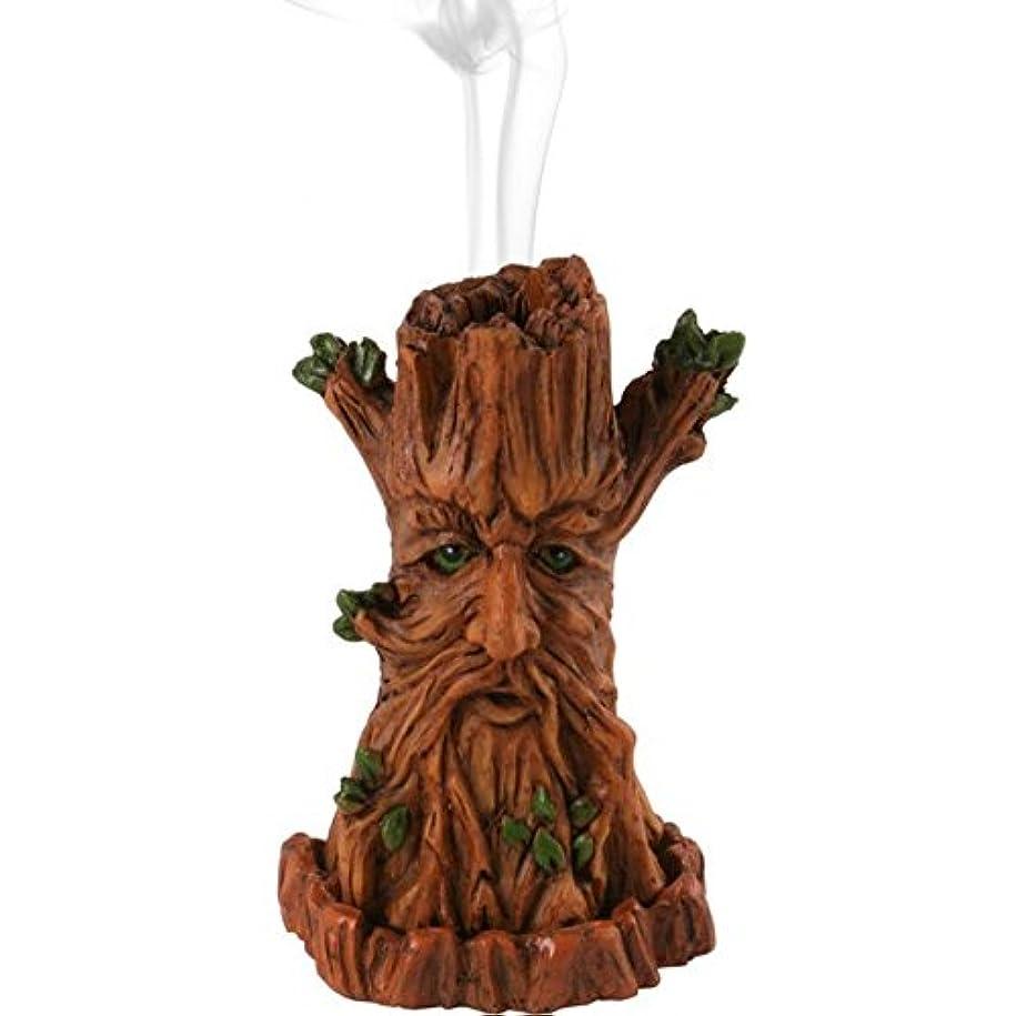 あいにく奇跡吸うJones Home and Gift Tree Man Incense Burner, Multi-Colour by Jones Home and Gift