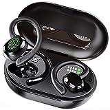 Auriculares Inalámbricos, Auriculares Bluetooth 5.1 Hi-Fi Estéreo, Auriculares Inalambricos Bluetoot...