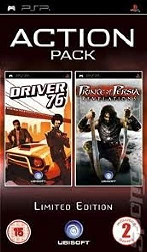 Driver 76 + Prince of Persia Revelations