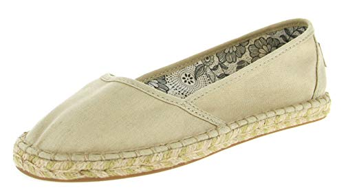 ESPRIT Damen Slipper Olivia Slip ON 056EK1W009260 beige 137390