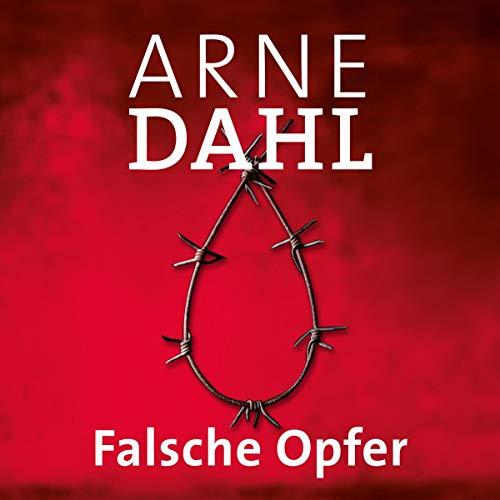 Falsche Opfer audiobook cover art