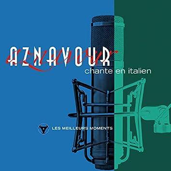 Charles Aznavour chante en italien- Les meilleurs moments (Remastered 2014)