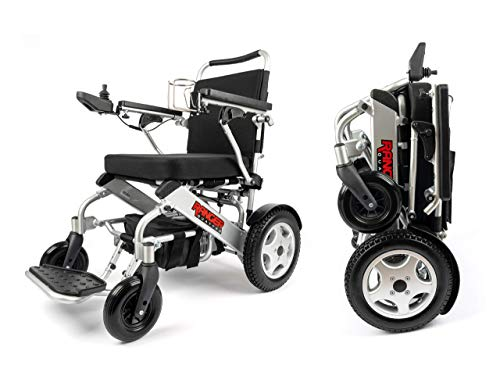 Porto Mobility Ranger Quattro Ultra Exclusive Lightweight Foldable Electric Wheelchair