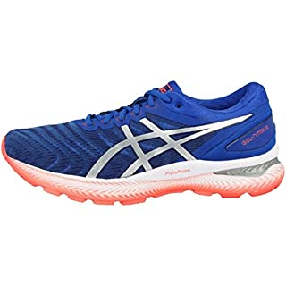 Asics Gel-Nimbus 22, Running Shoe Mens, Tuna Blue/Pure Silver, 47 EU (B07SJF8PY5) | Amazon price tracker / tracking, Amazon price history charts, Amazon price watches, Amazon price drop alerts