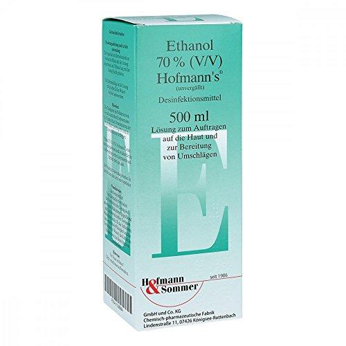ETHANOL 70% V/V Hofmann`s 500 ml