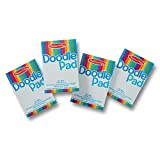 Melissa & Doug Drawing Paper Pad (6 x 9 inches) - 50 Sheets, 4-Pack