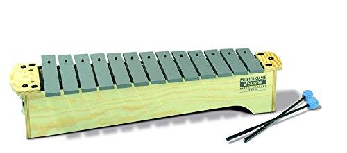 SONOR ソナー オルフ教育楽器 マスタークラス・シリーズ ソプラノ・メタロフォン 16音 SN-SKM10 【国内正規品】