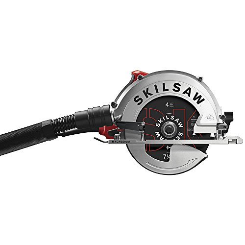 SKILSAW SPT67FMD-01 15 Amp 7-1/4 In. Sidewinder Circular Saw for Fiber Cement