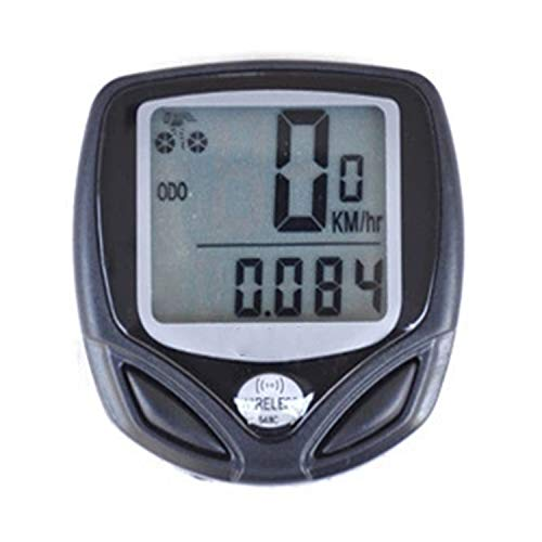 JCMY Self-Drive Tool Mountain Bike Wireless Code Form Car Speedometer Bicycle Mileage Counter Used for Bicycles, Mountain Bikes