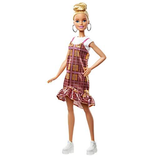Barbie- Muñeca Fashionistas n.º 142 (Mattel GHW56)