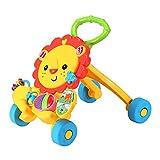 LTSWEET Baby Lauflernhilfen Gehfrei Lauflernwagen mit Musik Baby Walker Kinder Spielzeug Geschenk...