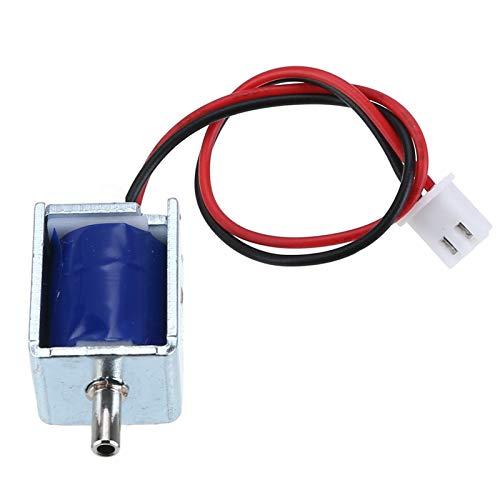 DC 1pc CC 3V Mini Electric Solenoid Valve N/C normalmente Chiuso for Il Gas valvola dell'Aria Pratica Motor Parts Accessori