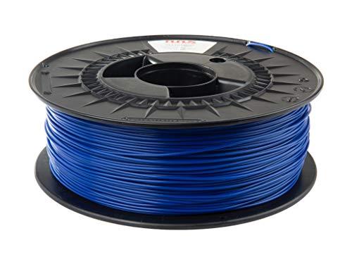 NuNus PLA Filament 1kg (schwarz, 1.75mm) *Premium Qualität für 3D Drucker MakerBot RepRap MakerGear Ultimaker uvm.