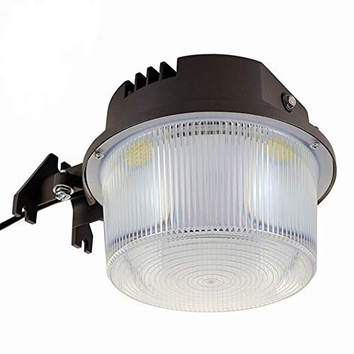 LED Security Area Light 40 Watts - Barn Light Dusk to Dawn with Photocell - Ultra Bright Yard Light...