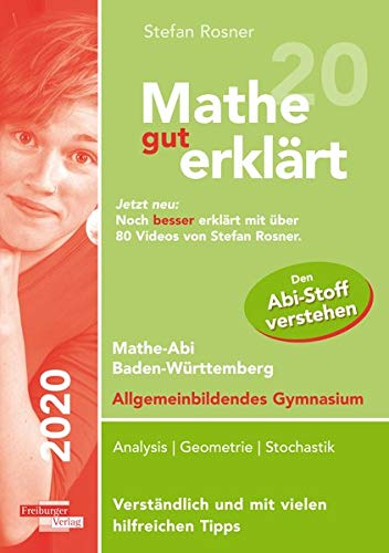 Mathe gut erklärt 2020 Baden-Württemberg Gymnasium