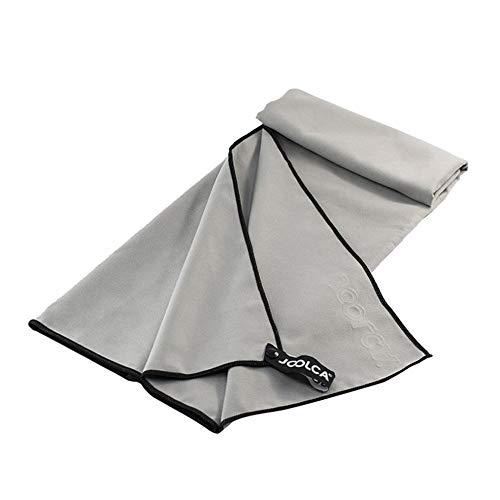 BlackUdragon Toalla deportiva de doble cara de terciopelo de secado rápido absorbente de secado rápido toalla de natación toalla de fibras superfinas