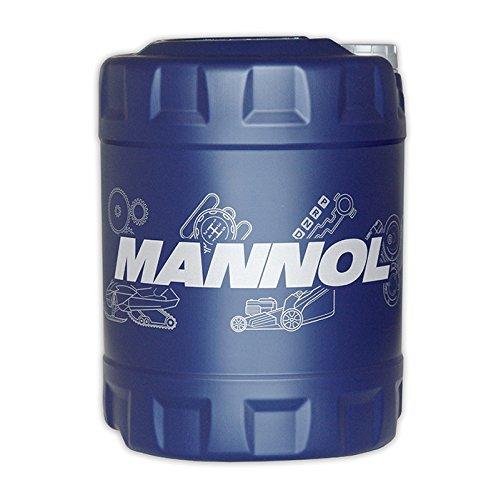 1 x 10L MANNOL ATF Dexron II Automatic / Automatikgetriebe- Servo- Öl Rot