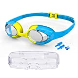 RBSFL Gafas Piscina Niños, Gafas Natacion Protección UV Antivaho sin...