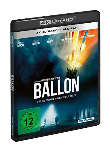 Ballon (4K Ultra HD) (+ Blu-ray 2D)