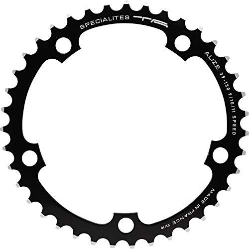 ATAT-1 T.A. Shimano Ulte Plateau de Cyclisme, Noir, Taille Unique