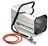 K KEMPER GROUP Generador de Gas de Aire Caliente, Metal, Medio.