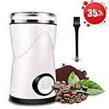 Coffee Grinder, Keenstone Electric Coffee Bean Grinder Mill Grinder with Noiseless Motor One Touch...