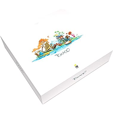 Funforge Tokaido Board Game
