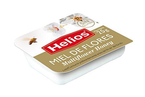 Helios - Miel 25 gr (pack 64 unidades)