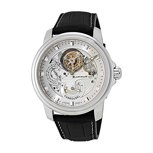 Blancpain Le Brassus Platinum One Minute Flying Carrousel Men's Watch 2253-4034-53B