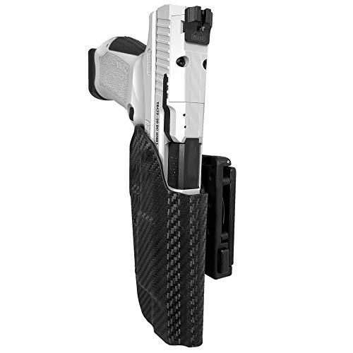 Black Scorpion Outdoor Gear Canik TP9SFx Pro IDPA Competition Holster, Right HC03-IDPA-TP9SFXCFRH