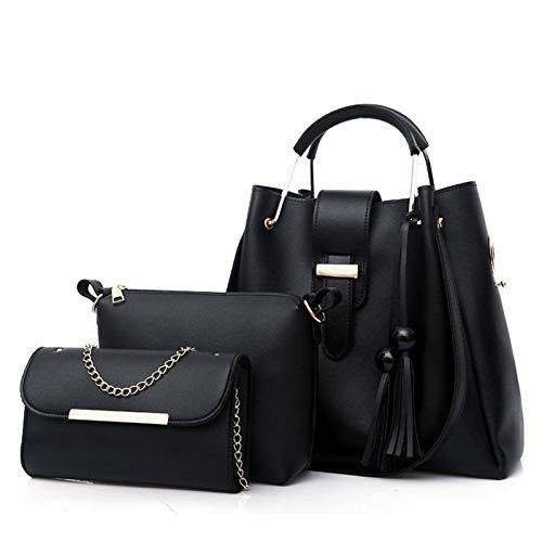Bolso de mensajero, bolso portátil de un solo hombro, bolso de múltiples piezas, bolso de la madre y el niño
