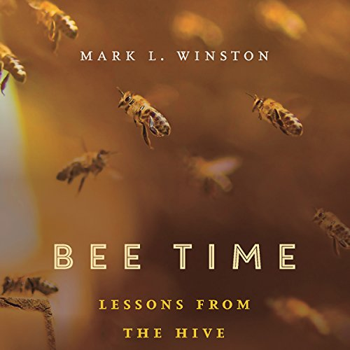 Bee Time audiobook cover art